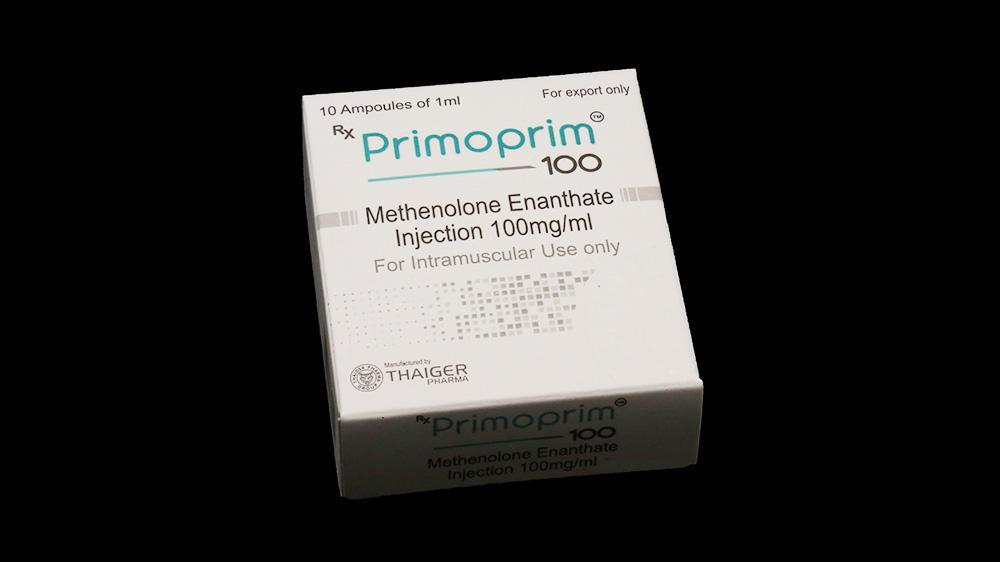 primoprim methenolone enanthate